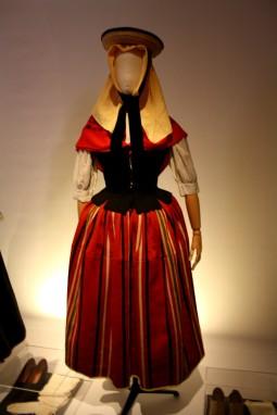 Costumes venant des Iles Canaries.