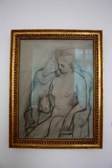Olga Picasso, Musée Picasso Paris