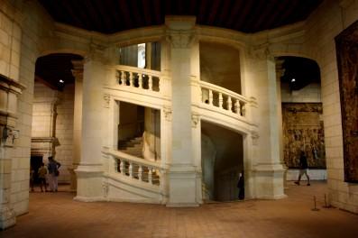 Le Grand Escalier principal !