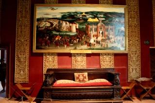 La Chambre du Roi François Ier.