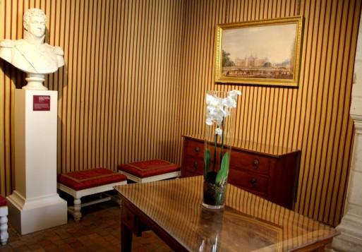 Cabinet de Wagram.