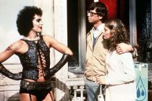 The Rocky Horror Picture Show (1975) Directed by Jim Sharman Shown from left: Tim Curry, Barry Bostwick, Susan Sarandon