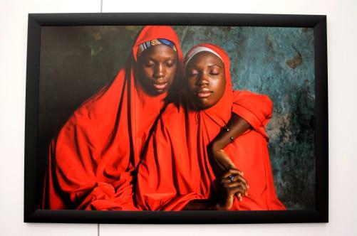 Jumelles de 14ans, enlevées et séquestrées par Boko Haram. Elles ont réussi à s'évader.