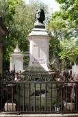 Petit Monument rendant hommage à Honoré de Balzac