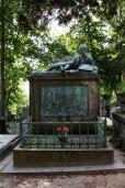 Tombe du peintre Géricault
