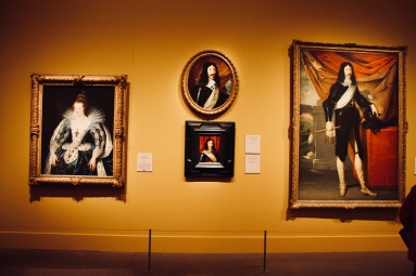 Portraits Princiers, Rubens, Musée du Luxembourg