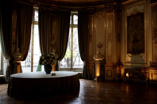 Le grand salon où Edouard André accueillait ses invités