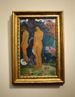 Adam et Eve de Gauguin