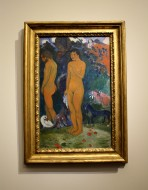 Adam et Eve de Gauguin