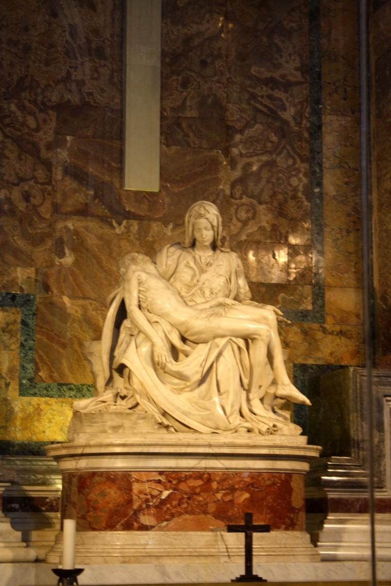 La Pieta, Michel Ange