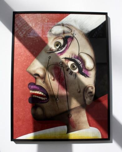 Picasso revisité par Orlan Art Paris Art Fair 2019