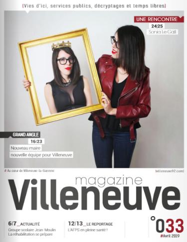 Villeneuve Magazine 33 Avril 2019
