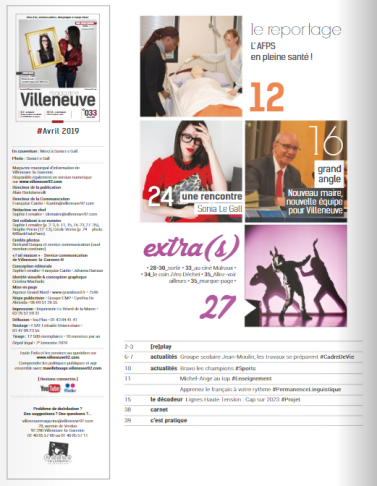 Villeneuve Magazine 33 Avril 2019b,