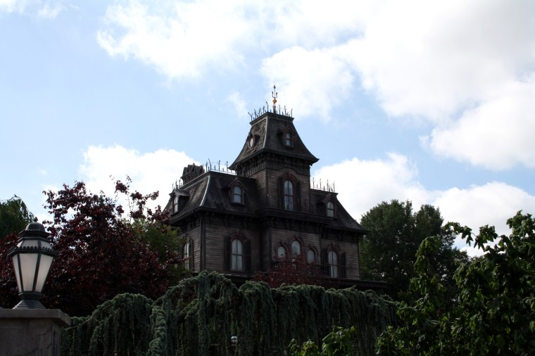 Houted Mansion DisneylandParis