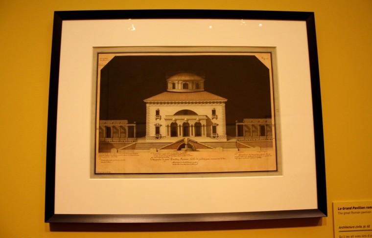 Le Grand Pavillon Romain