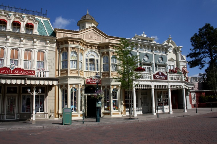 Mainstreet DisneylandParis