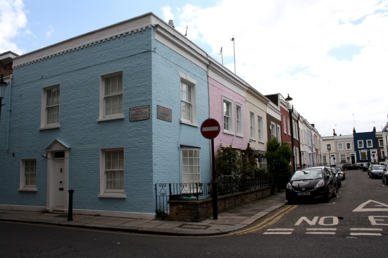 Quartier de Notting Hill