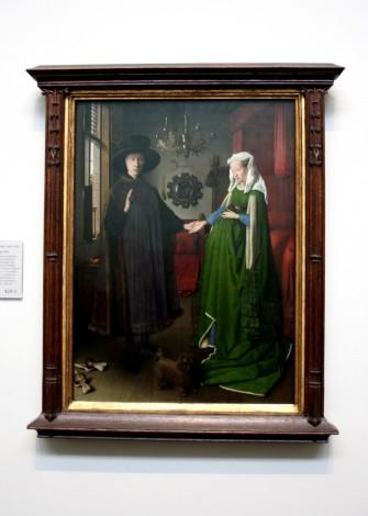 Van Eyck National Gallery