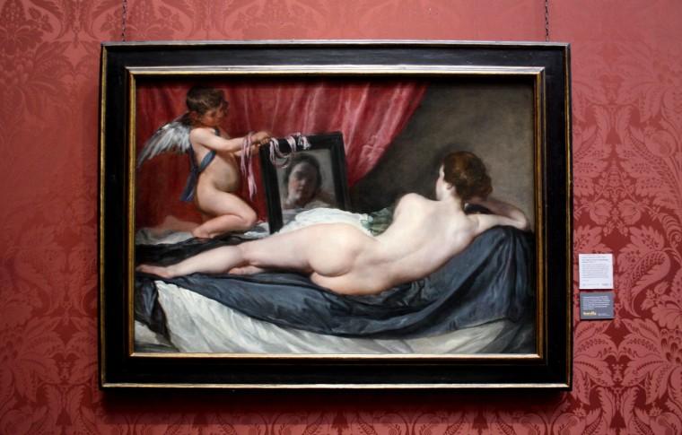 Velasquez National Gallery