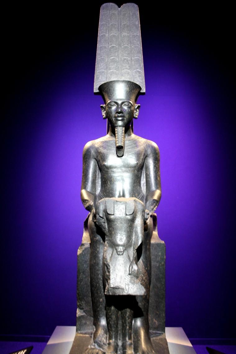 Statue Toutankhamon