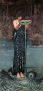 Circe Invidiosa, 1892, Waterhouse