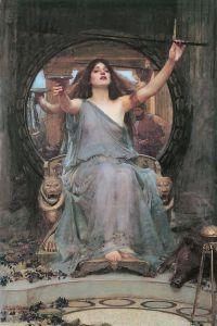 Circé, 1891, Waterhouse