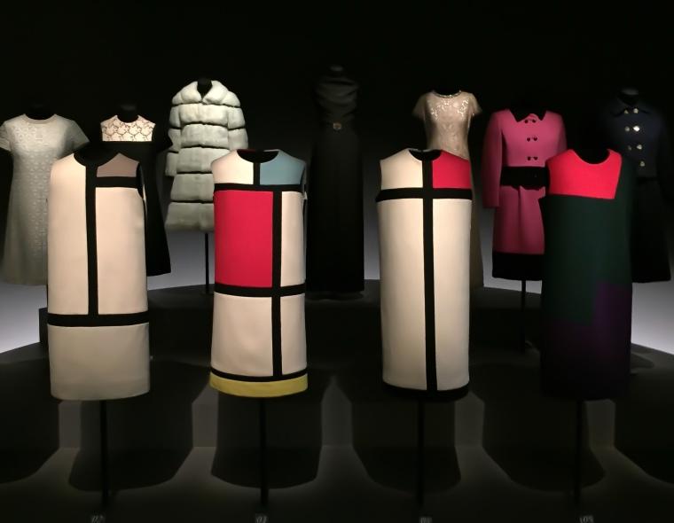 Les robes Mondrian