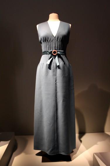 Longue robe Claudia Cardinale