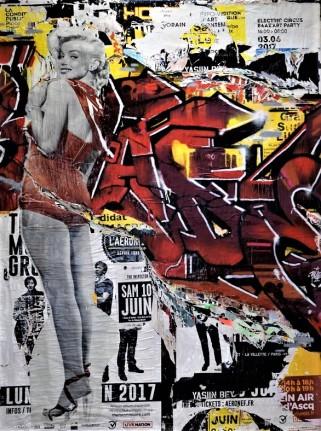 5-Marilyn-Monroe-Artwork-Laurent-Durey-Marilyn
