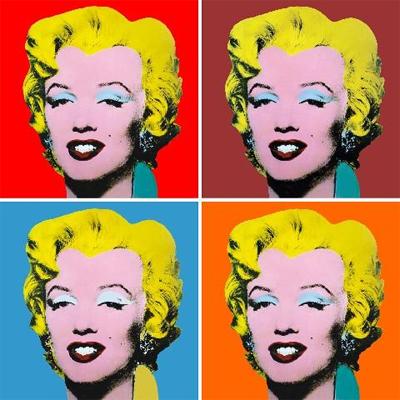Marilyn Monroe Wharol