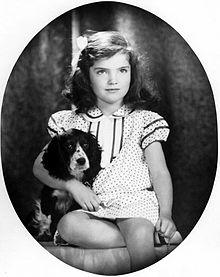 Jackie Kennedy enfant