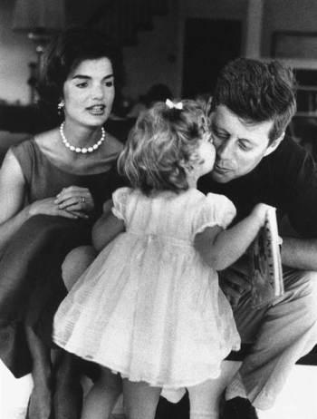 Jackie Kennedy family