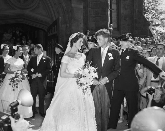Jackie kennedy mariage