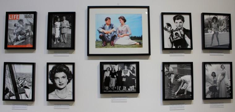 Jackie Kennedy photographe