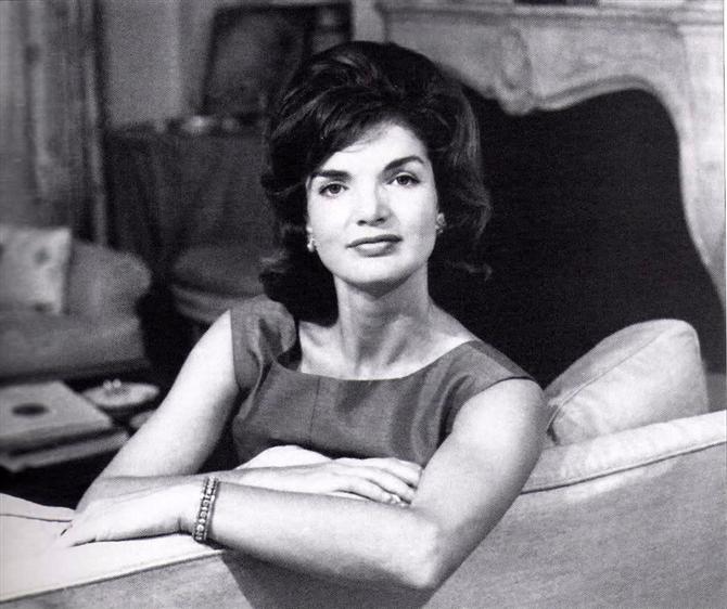 Jackie Kennedy portrait