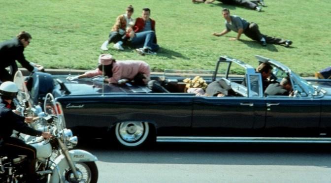 Mort JFK