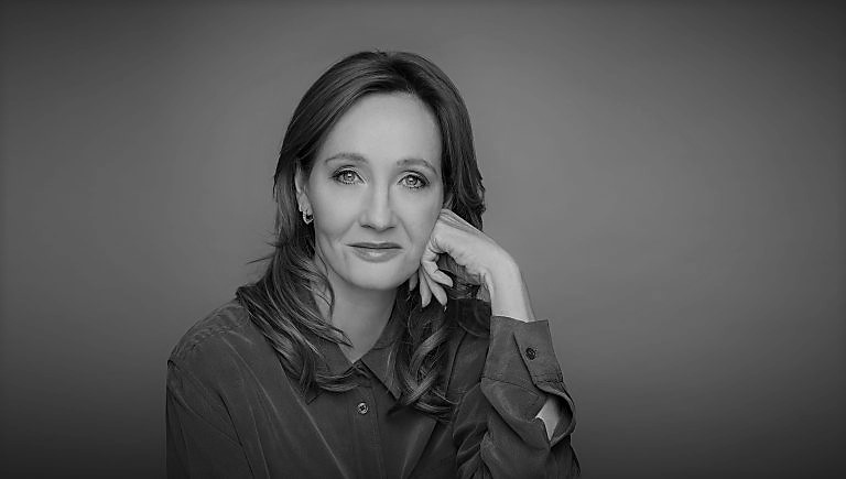 JK Rowling, la success-story