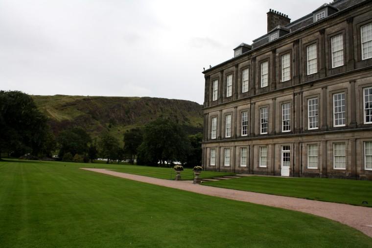 Palais de Hollyroodhouse