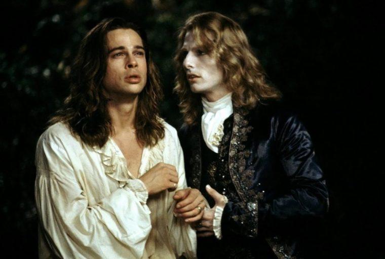 Entretient avec un vampire, Brad Pitt, Tom Cruise, 1994