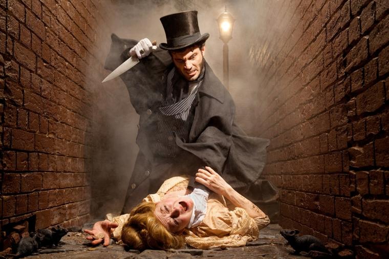 Joshua Hoffine, maitre de l'horreur