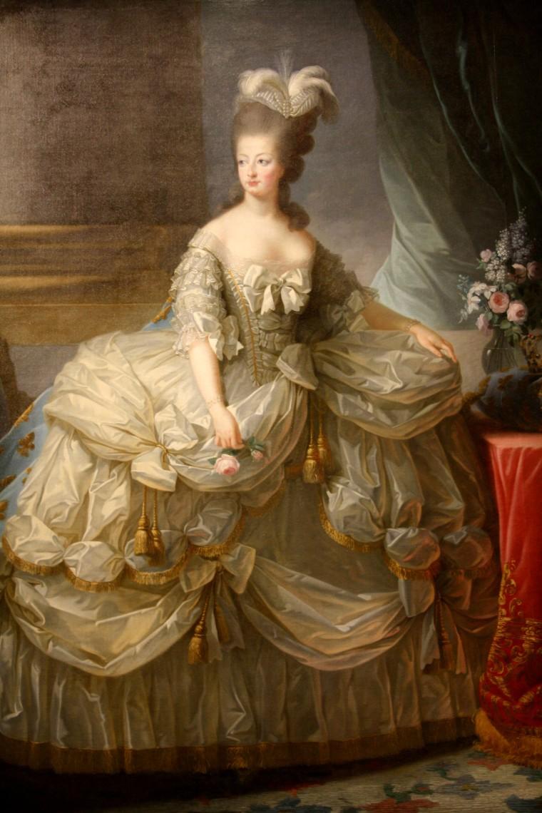 Marie-Antoinette, Vigée Lebrun, 1779