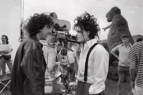 Edward aux mains d'argent, 1990, Tim Burton