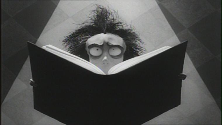 Vincent de Tim Burton, 1982