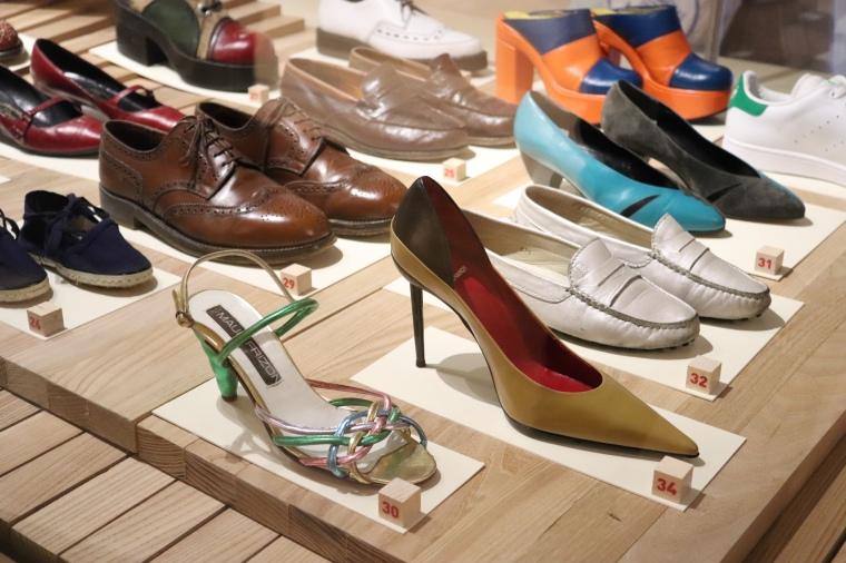 Marche et Démarche, une histoire de la chaussure au Musé