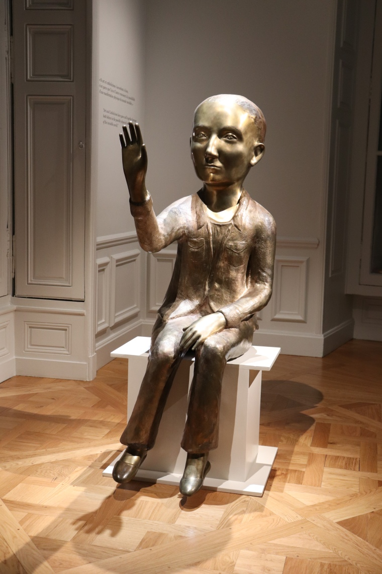 Kiki Smith à la Monnaie de Paris