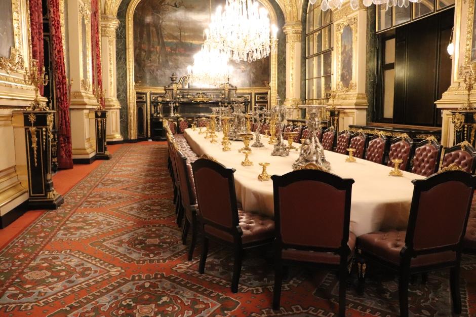 Les appartements de Napoléon au Musée du Louvre