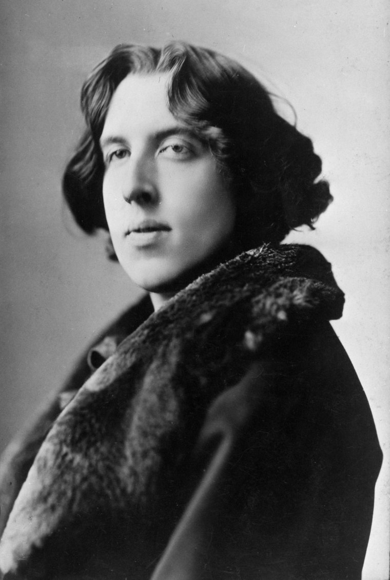 Oscar Wilde et son amant Alfred Douglas