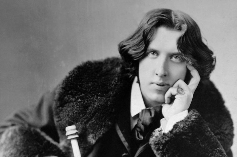 Oscar Wilde, le dandy