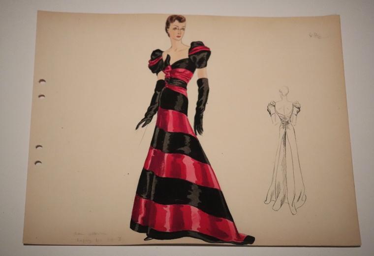 """""""Harper's Bazaar, premier magazine de mode"""" au Musée des Arts Décoratifs"""