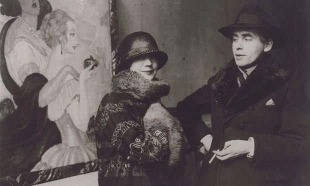 Photographie de Gerda et Einar Wegener